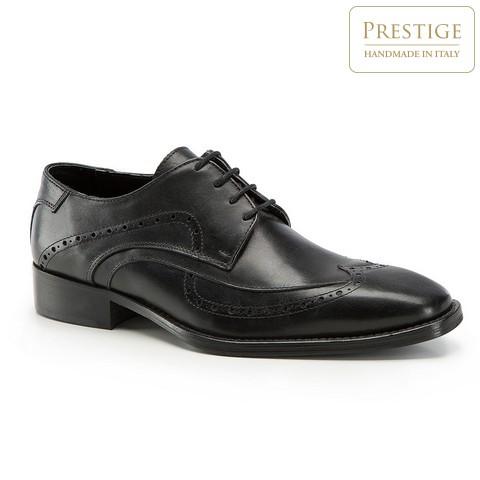 Buty męskie, czarny, 82-M-055-1-44, Zdjęcie 1