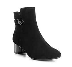 Buty damskie, czarny, 85-D-507-1-41, Zdjęcie 1