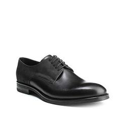 Buty męskie, czarny, 85-M-600-1-44, Zdjęcie 1