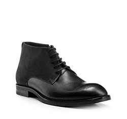 Buty męskie, czarny, 85-M-604-1-44, Zdjęcie 1