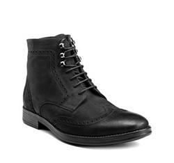 Обувь мужская Wittchen 85-M-605-1, черный 85-M-605-1
