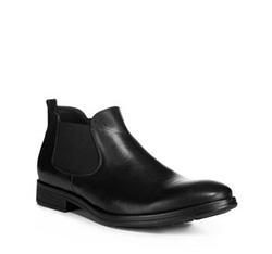 Buty męskie, czarny, 85-M-606-1-43, Zdjęcie 1