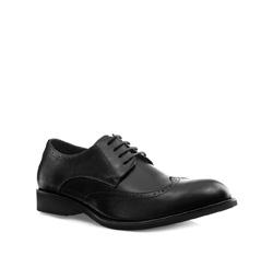 Buty męskie, czarny, 85-M-806-1-45, Zdjęcie 1