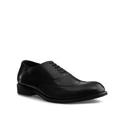 Buty męskie, czarny, 85-M-807-1-44, Zdjęcie 1