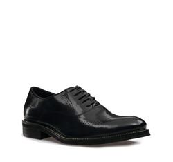 Buty męskie, czarny, 85-M-808-1-43, Zdjęcie 1
