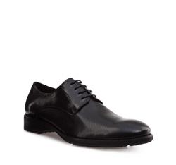 Men's shoes, black, 85-M-812-1-42, Photo 1