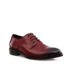Buty męskie, wiśniowy, 85-M-813-2-44, Zdjęcie 1