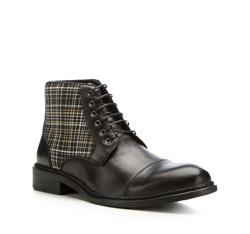 Buty męskie, czarny, 85-M-818-1-40, Zdjęcie 1