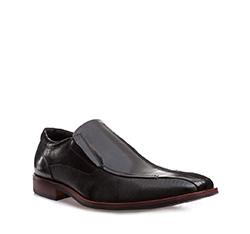 Buty męskie, czarny, 85-M-900-1-44, Zdjęcie 1