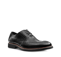 Buty męskie, czarny, 85-M-902-1-42, Zdjęcie 1