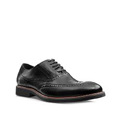 Buty męskie, czarny, 85-M-902-1-43, Zdjęcie 1