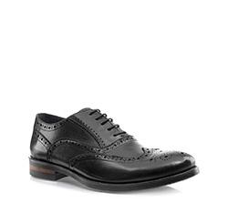 Buty męskie, czarny, 85-M-903-1-44, Zdjęcie 1