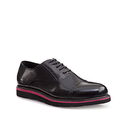 Туфли мужские Wittchen 85-M-905-1, черный 85-M-905-1