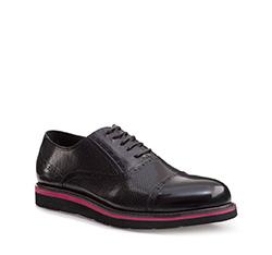 Buty męskie, czarny, 85-M-905-1-44, Zdjęcie 1