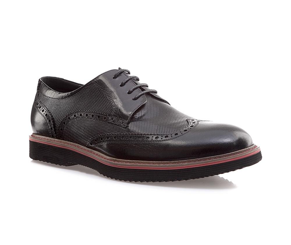 Обувь мужская Wittchen 85-M-906-1, черныйОбувь мужская Wittchen 85-M-906-1, черный<br><br>секс: мужчина<br>Цвет: черный<br>Размер EU: 43<br>материал:: Натуральная кожа<br>примерная высота каблука (см):: 3