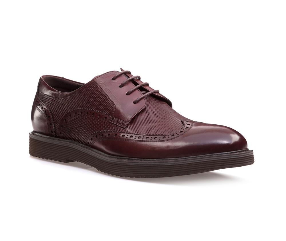 Обувь мужская Wittchen 85-M-906-2, вишневыйОбувь мужская Wittchen 85-M-906-2, вишневый<br><br>секс: мужчина<br>Цвет: красный<br>Размер EU: 45<br>материал:: Натуральная кожа<br>примерная высота каблука (см):: 3