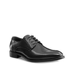 Buty męskie, czarny, 85-M-908-1-44, Zdjęcie 1
