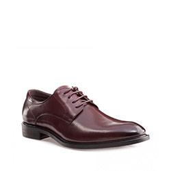 Buty męskie, wiśniowy, 85-M-908-2-42, Zdjęcie 1