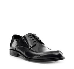 Buty męskie, czarny, 85-M-909-1-42, Zdjęcie 1