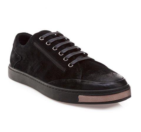 Buty męskie, czarny, 85-M-912-1-39, Zdjęcie 1