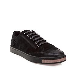 Buty męskie, czarny, 85-M-912-1-44, Zdjęcie 1