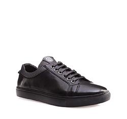 Men's shoes, black, 85-M-914-1-44, Photo 1