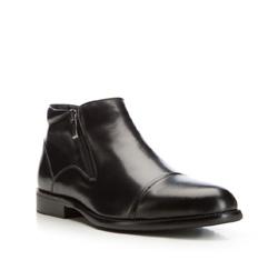 Buty męskie, czarny, 85-M-916-1-45, Zdjęcie 1