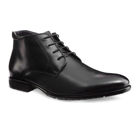 Buty męskie, czarny, 85-M-917-1-39, Zdjęcie 1
