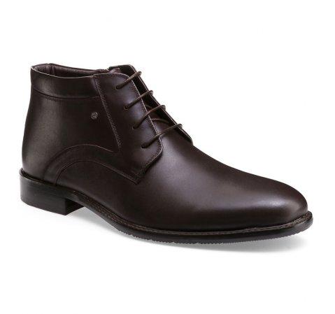 Buty męskie, brązowy, 85-M-918-4-39, Zdjęcie 1