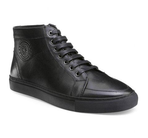 Buty męskie, czarny, 85-M-919-1-39, Zdjęcie 1