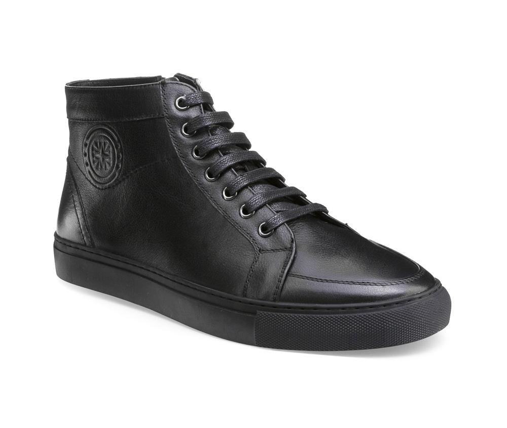 Обувь мужская Wittchen 85-M-919-1, черныйОбувь мужская Wittchen 85-M-919-1, черный<br><br>секс: мужчина<br>Цвет: черный<br>Размер EU: 43<br>материал:: Натуральная кожа<br>примерная высота каблука (см):: 3