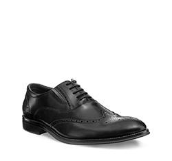 Туфли мужские Wittchen 85-M-920-1, черный 85-M-920-1