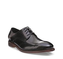 Buty męskie, czarny, 85-M-923-1-40, Zdjęcie 1