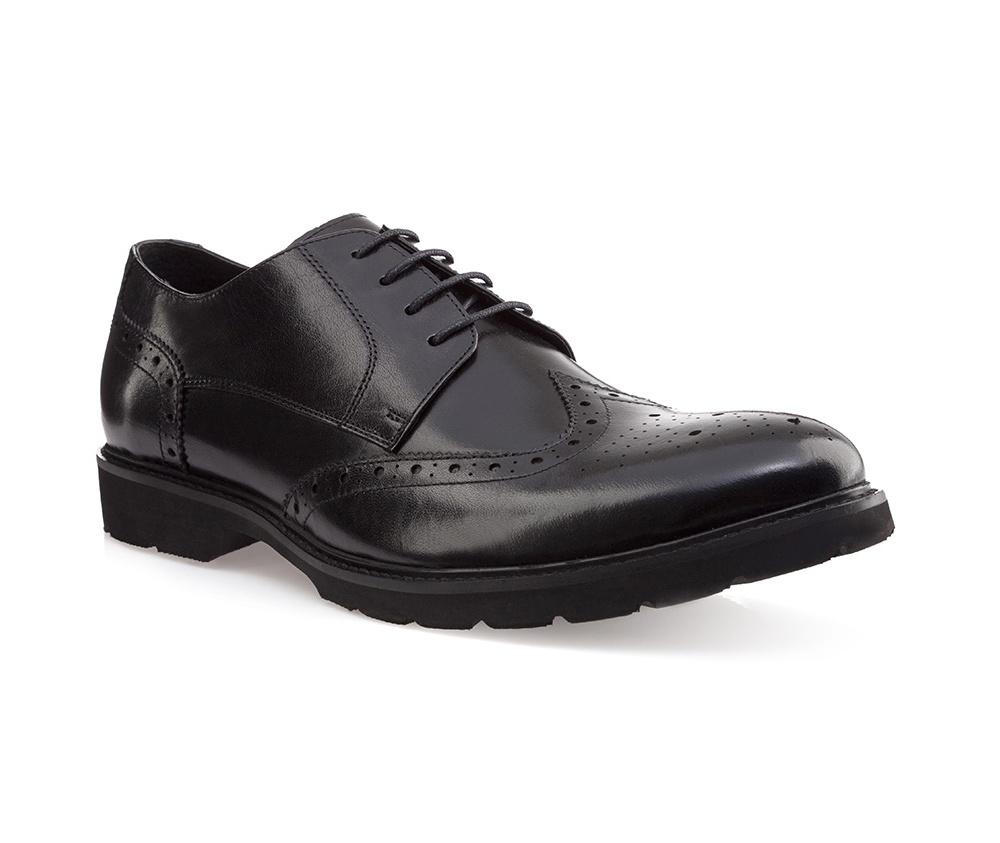 Туфли мужские Wittchen 85-M-925-1, черныйТуфли мужские Wittchen 85-M-925-1, черный<br><br>секс: мужчина<br>Цвет: черный<br>Размер EU: 43<br>материал:: Натуральная кожа<br>примерная высота каблука (см):: 3