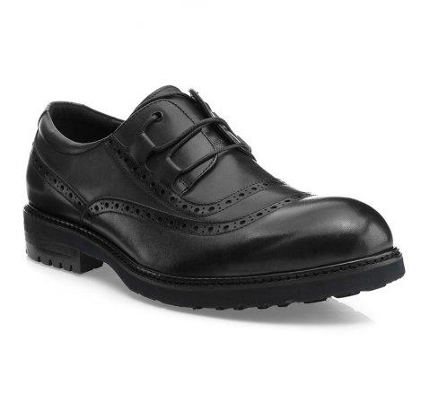 Buty męskie, czarny, 85-M-926-1-39, Zdjęcie 1