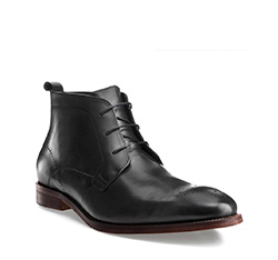 Туфли мужские  Wittchen 85-M-929-8, серый 85-M-929-8