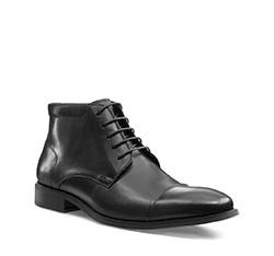 Buty męskie, czarny, 85-M-930-1-40, Zdjęcie 1