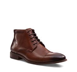 Buty męskie, brązowy, 85-M-930-5-44, Zdjęcie 1