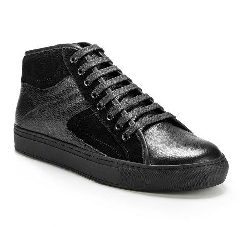 Buty męskie, czarny, 85-M-952-1-39, Zdjęcie 1