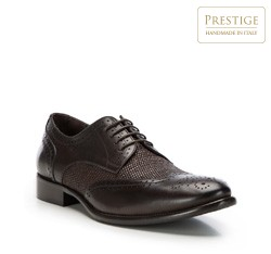 Buty męskie, brązowy, 86-M-054-5-45, Zdjęcie 1