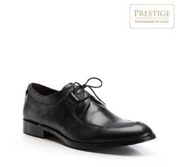 Buty męskie, czarny, 86-M-055-1-45, Zdjęcie 1