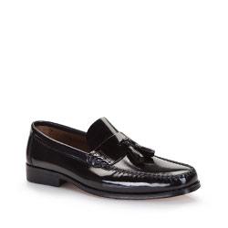 Buty męskie, czarny, 86-M-650-1-43, Zdjęcie 1