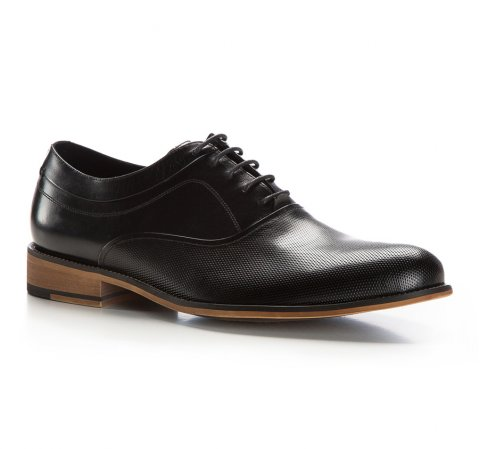 Buty męskie, czarny, 86-M-800-1-39, Zdjęcie 1