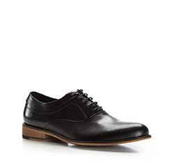 Buty męskie, czarny, 86-M-800-1-42, Zdjęcie 1