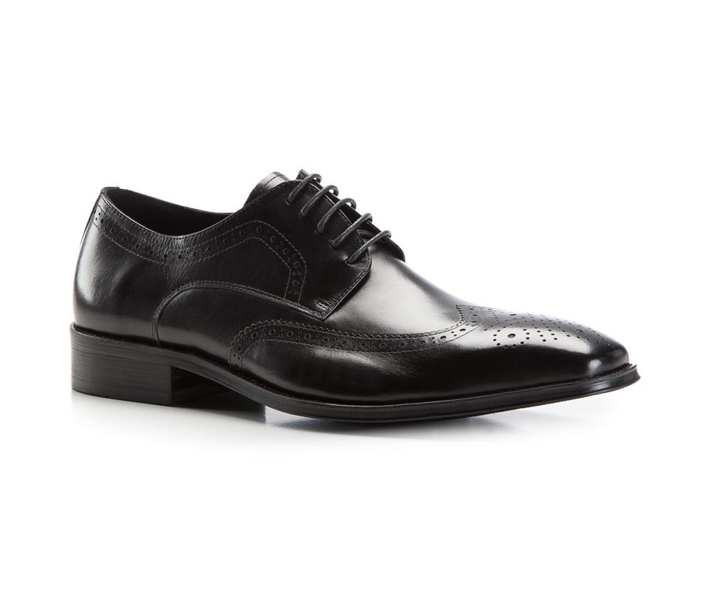Туфли мужские Wittchen 86-M-804-1, черный
