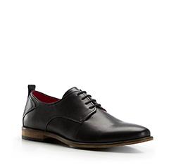 Men's shoes, black, 86-M-808-1-42, Photo 1
