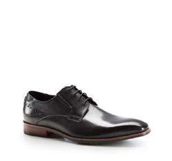 Buty męskie, czarny, 86-M-812-1-45, Zdjęcie 1