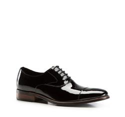 Buty męskie, czarny, 86-M-819-1-45, Zdjęcie 1