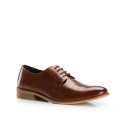 Туфли мужские  Wittchen 86-M-821-5, светло-коричневый 86-M-821-5