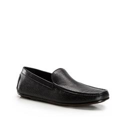 Buty męskie, czarny, 86-M-903-1-43, Zdjęcie 1